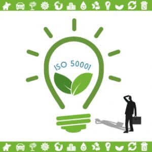 ISO 50001 de Certificación Energética
